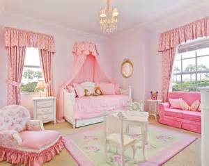 Pretty in pink designing a little girl s room