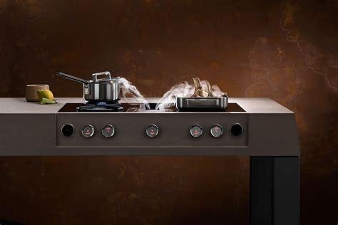 induktionskochfeld bora area30 bora displays its new professional cooking system