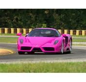 Pink Cool &amp Beauty Of Cars  Ferrari AdavenAutoModified