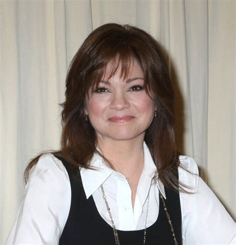 Valerie Bertinelli Hairstyle by Valerie Bertinelli With Feathered Hairstyle