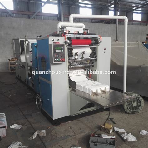 Tissue Paper Folding Machine - v folding tissue paper folder machine view v folding