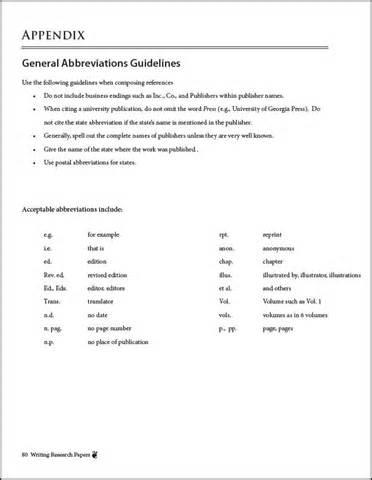 Appendix example format Coursework Help aktermpaperqbgr ...