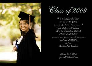 Free graduation invitations template best template collection