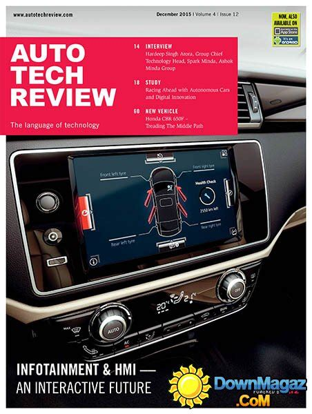 Auto Tech Review IN   December 2015 » Download PDF