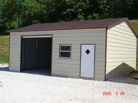 All Garage by Metal Garages Washington Metal Garage Prices Steel