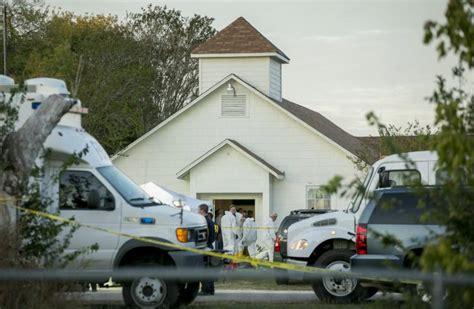 Shooting In Tx Evangelical Leaders Blame Spiritual Sickness For