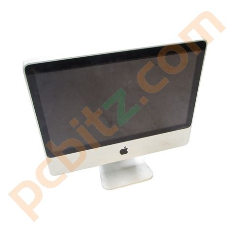 Pc Apple Imac Mid 2007 Intelcore 2 Duo 20 apple imac a1224 20 quot mid 2007 c2d 2 4ghz 1gb 320gb el capitan 10 11 b2