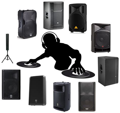 best speakers the top 10 best dj speakers in the market my speaker guide
