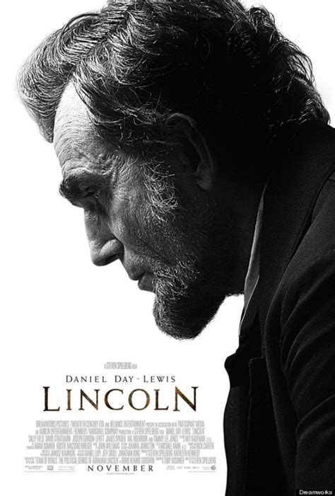 lincoln poster lincoln poster daniel day lewis makes a convincing abe