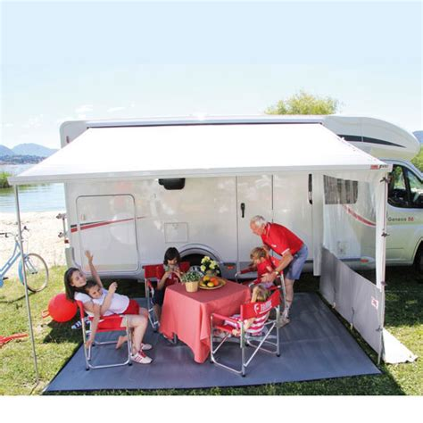 fiamma awning sides caravansplus fiamma side w pro end panel with window
