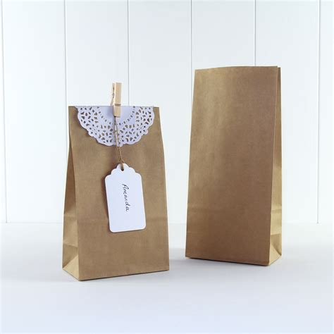 How To Paper Bags - paper bag kraft brown paper bags nz