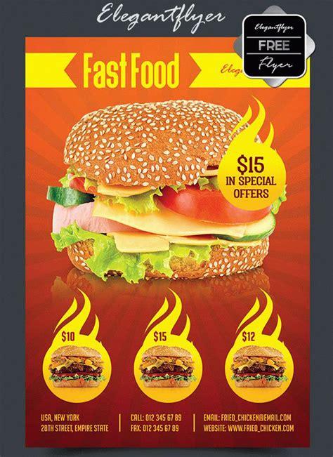 18 Restaurant Print Web Free Psd Templates Fast Food Website Template Free