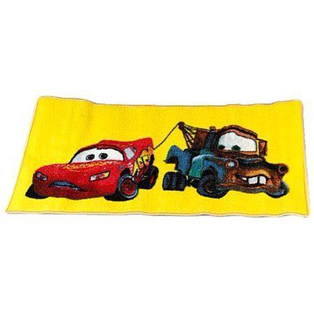 Disney Pixar Cars Rug - disney pixar cars lightning mcqueen mater 20x31 rug