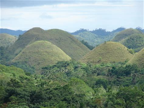 buro l lists of landforms of the philippines