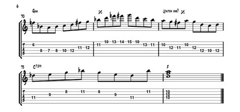 tutorial guitar jazz jazz guitar lesson with chris standring
