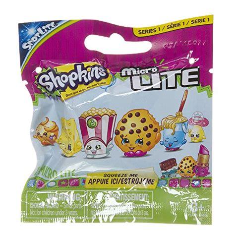 Shopkins Blind Packs shopkins micro lites mystery blind pack lot of 3 packs