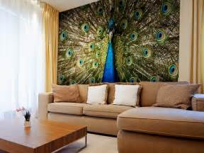 peacock living room decor modern house