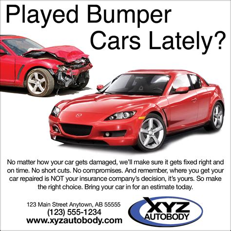 Auto Inserieren by Print Ads Prefab Ads Cost Effective Advertising For