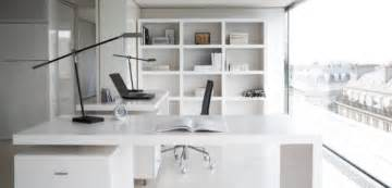white office furniture travailler office furniture collection from cinna