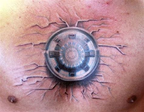 arc reactor tattoo 17 cool iron tattoos desiznworld