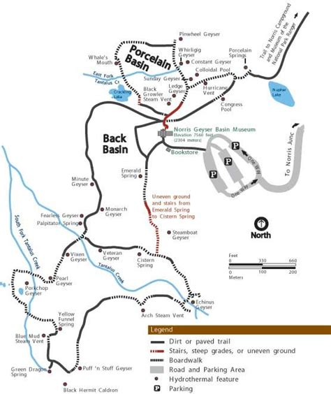 yellowstone geysers map 17 best images about jellystone on hiking