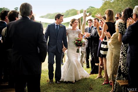 Recent Wedding Pictures by Seth Meyers And Alexi Ashe S Wedding On Martha S Vineyard