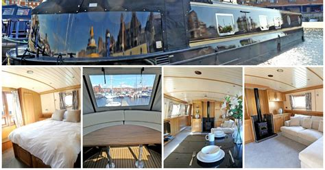houseboats liverpool step on board this quirky house boat for sale in liverpool