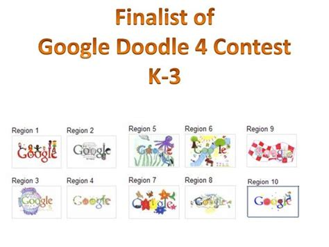 doodle 4 next contest the world s catalog of ideas