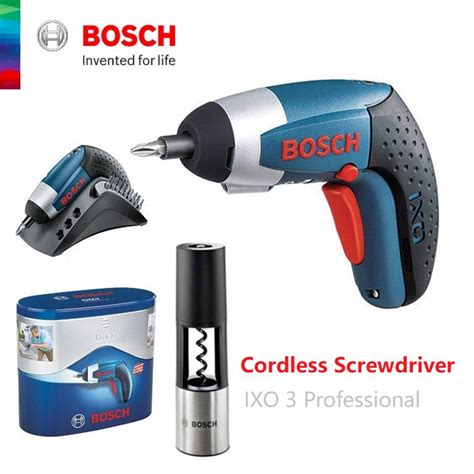 Bosch Ixo 3 6 V bosch cordless screwdriver 3 6v ixo end 8 19 2020 10 30 am