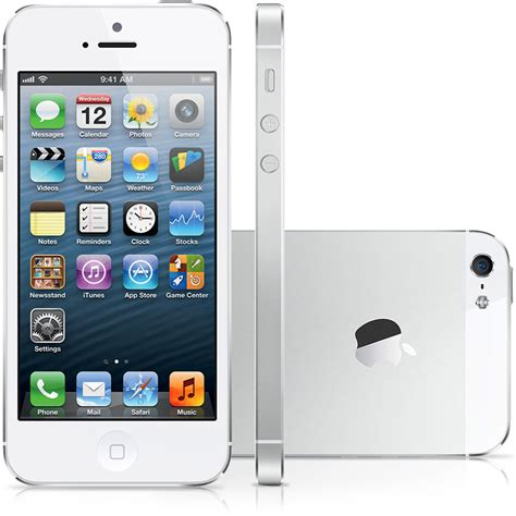 Apple 4 32gb Cell apple iphone 5 32gb 4g lte phone for t mobile in white excellent condition used cell phones