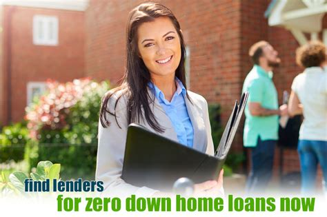 How To Buy A House With Zero Down Home Loans