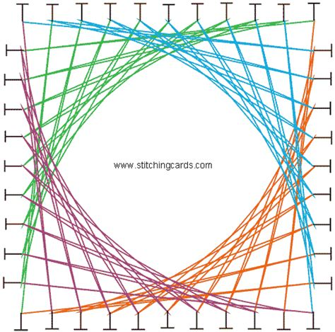 Geometric String Templates - word cubicle template just b cause