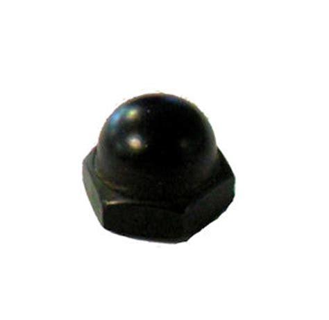 cap nuts for light fixtures black cap nut 8 32 l parts