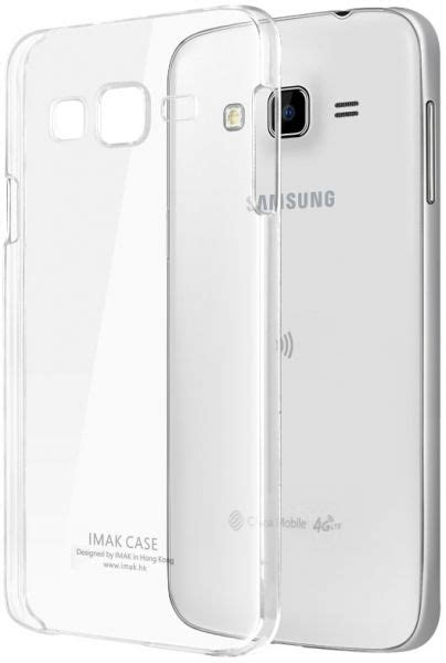 Imak Ii Hardcase Clear Samsung S7 imak samsung galaxy j7 clear cover with screen protector clear price review