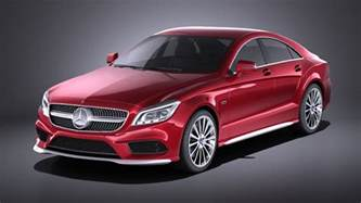 Mercedes 2015 Models 2015 Mercedes Model Turbosquid 1165275