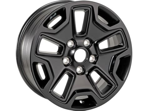 jeep moab wheels jeep wrangler wheel 17 quot moab part no 5lw63rxfaa
