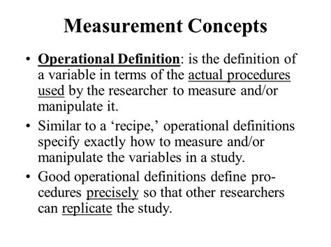 operational definition of terms in 28 images research