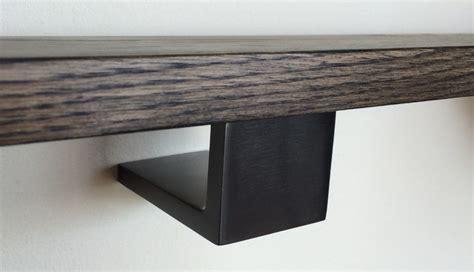 Modern Handrail Hardware modern handrail brackets modern brackets vancouver