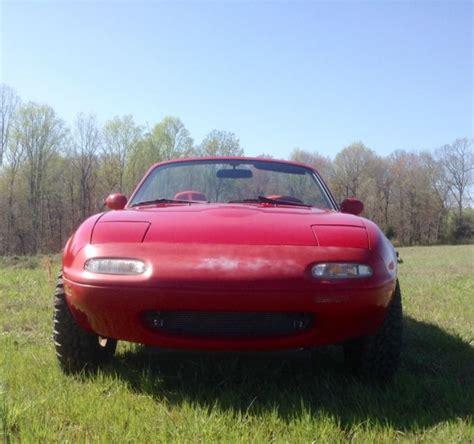 1990 mazda miata ls1 chevy v8 rally car themed 6
