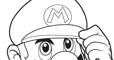Disney Coloring Pages: 9 Free Mario Bros Coloring Pages