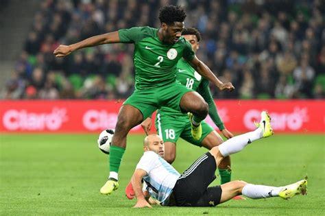 Nigeria Iceland Match Guardian Newspaper Nigeria Russia 2018 Nigeria Draws