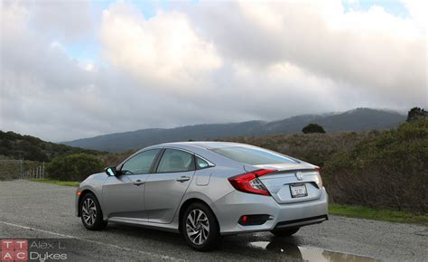 2016 honda civic ex review all in on active safety