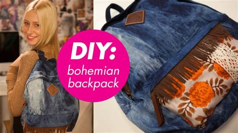 watch how to customize your backpack teen vogue video cne