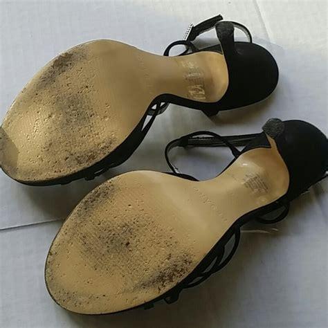 pesaro shoes pesaro embellished black sandals by pesa ro from vickie