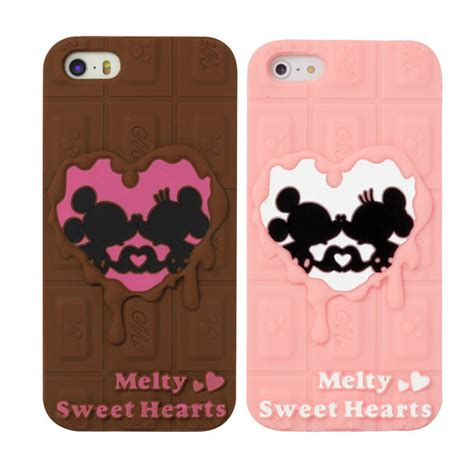 Iphone 5 5s Disney for iphone 5 5s 5c lover disney mickey chocolate