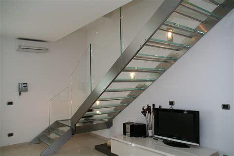 scale interne in acciaio turra veneto parapetti ringhiere scale e corrimano in