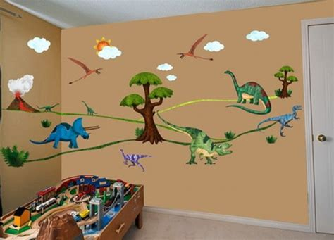 dinosaur pictures for room dinosaurs wall themes for room interior design