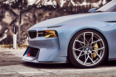 bmw concept 2002 bmw 2002 hommage concept pays tribute to a legend