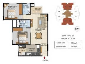 2bhk floor plan 2 3 bhk apartment near hebbal flyover bangalore