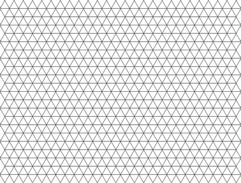 triangle pattern grid shapes that tessellate triangle grid